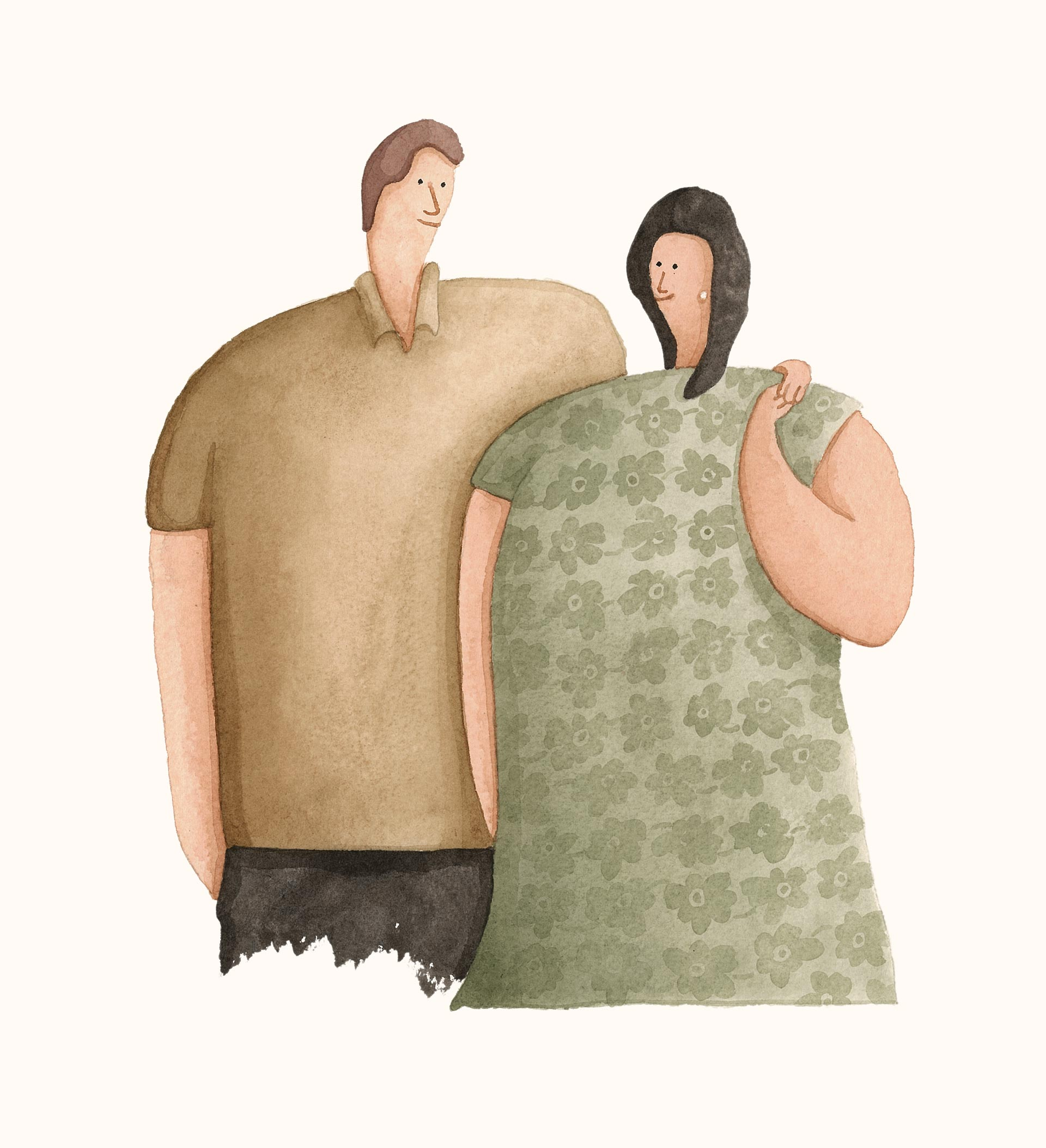 lashford-illustration_casual-couple